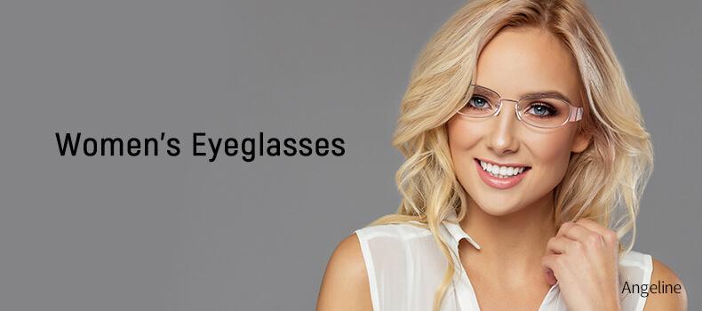 Women's Eyeglasses category