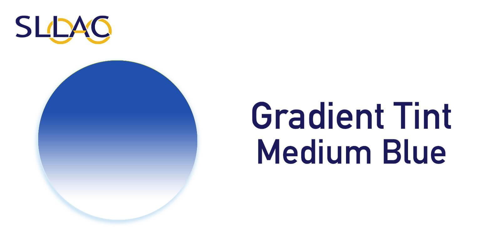 Gradient Lens Tint - Medium (50%) Blue----Eyeglasses-detail