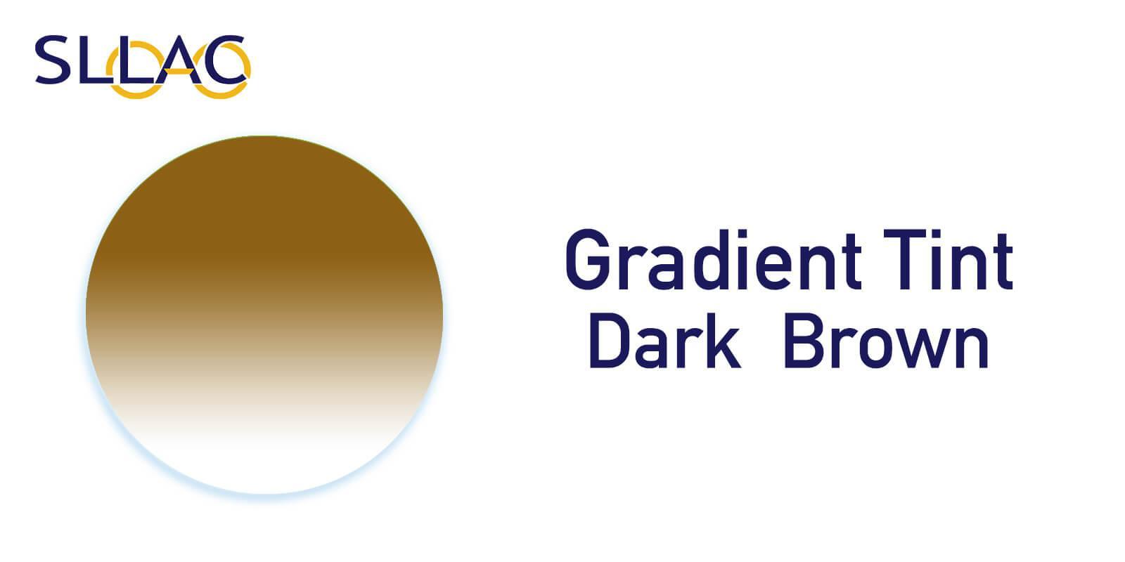 Gradient Lens Tint - Dark (80%) Brown----Eyeglasses-detail