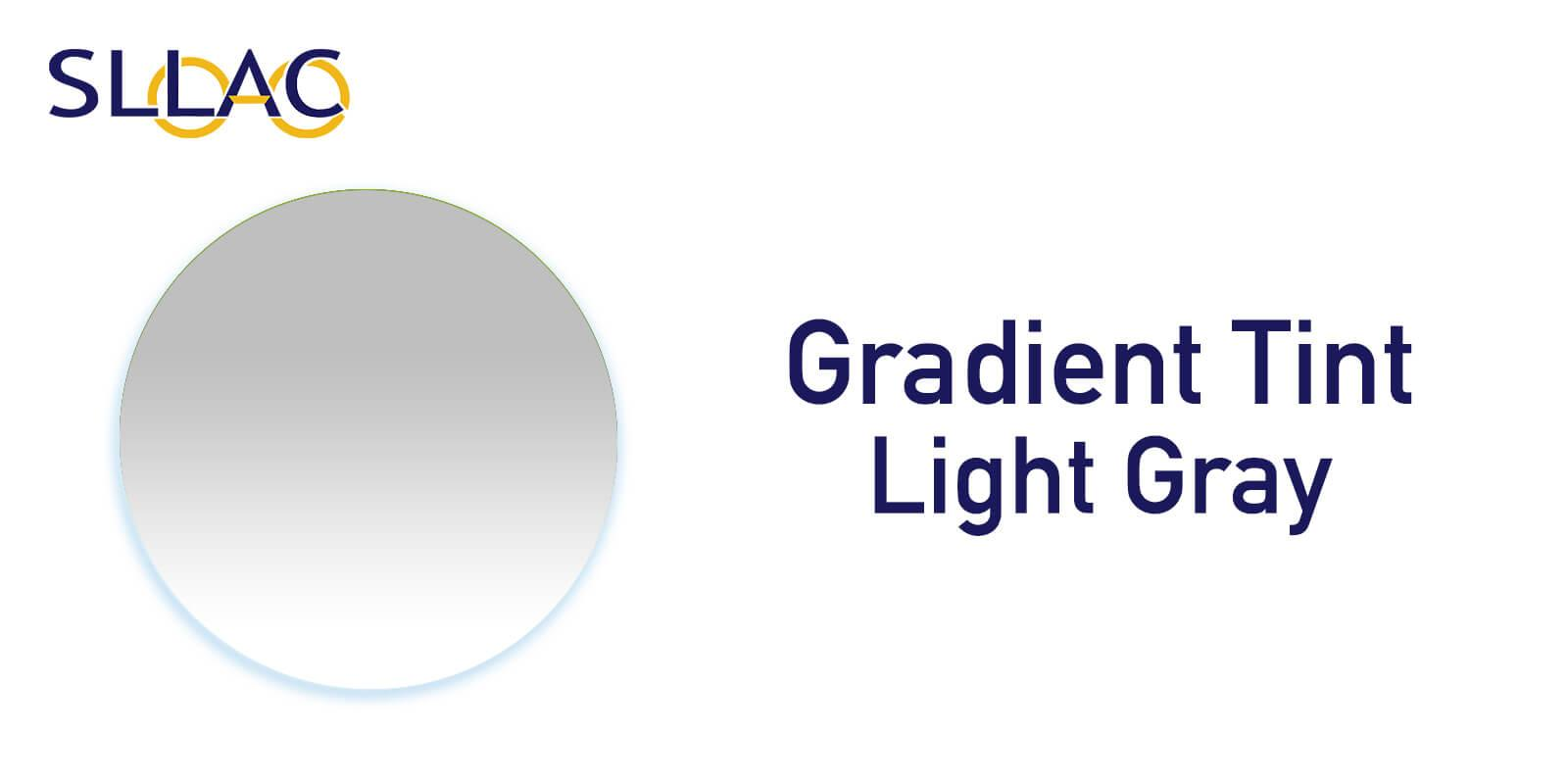 Gradient Lens Tint - Light (20%) Gray----Eyeglasses-detail