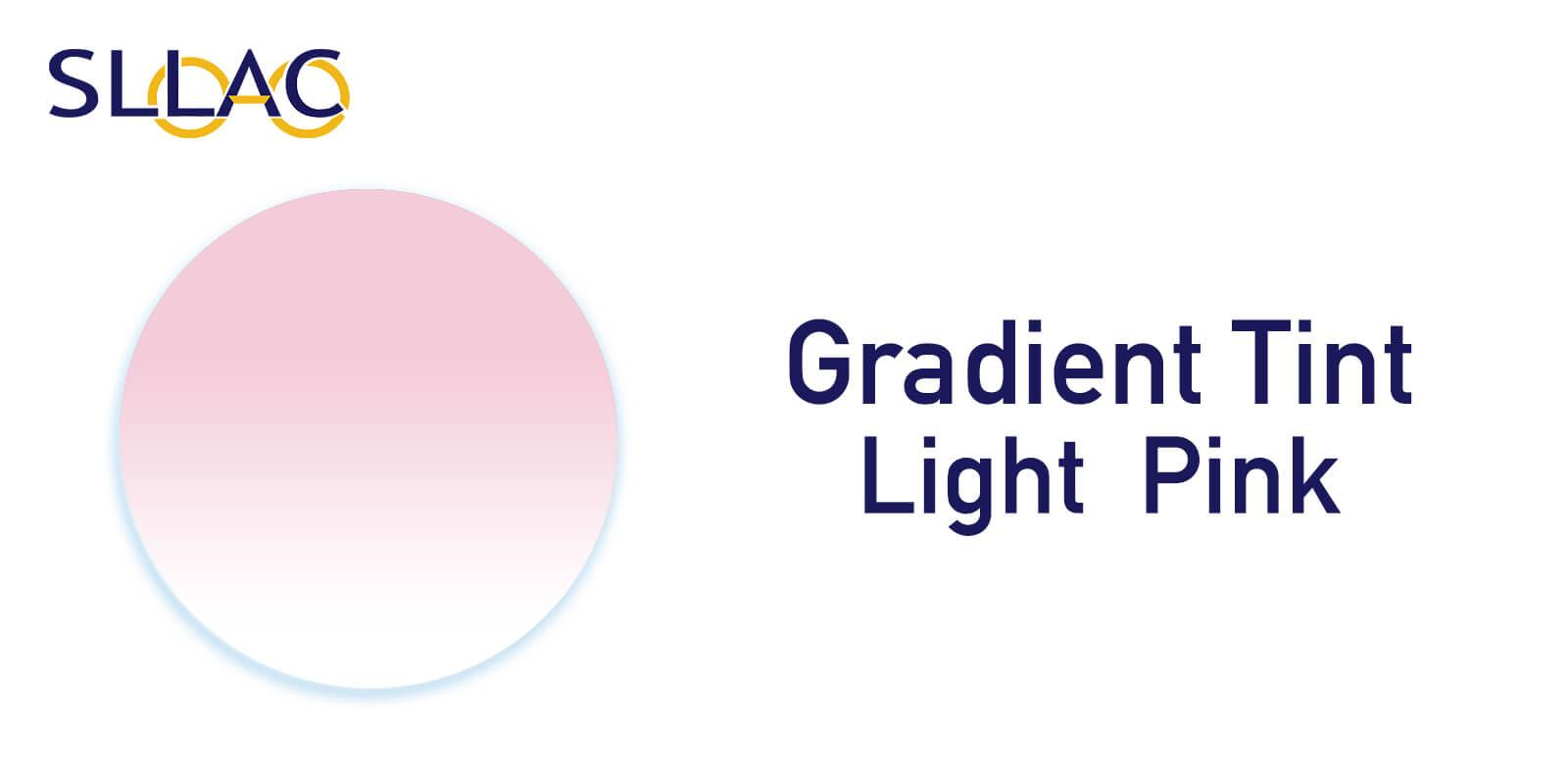 Gradient Lens Tint - Light (20%) Pink----Eyeglasses-detail