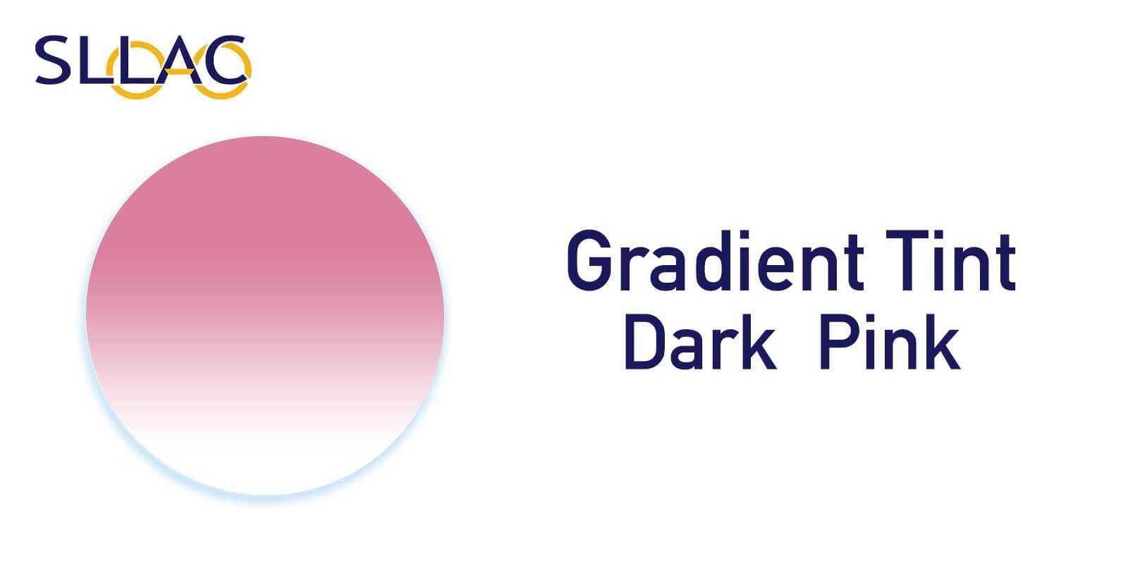 Gradient Lens Tint - Dark (80%) Pink----Eyeglasses-detail