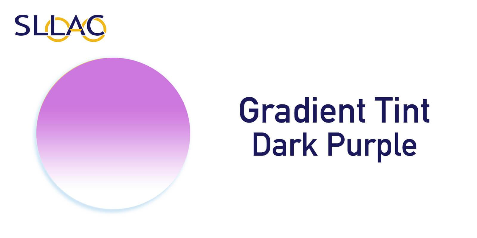 Gradient Lens Tint - Dark (80%) Purple----other-detail