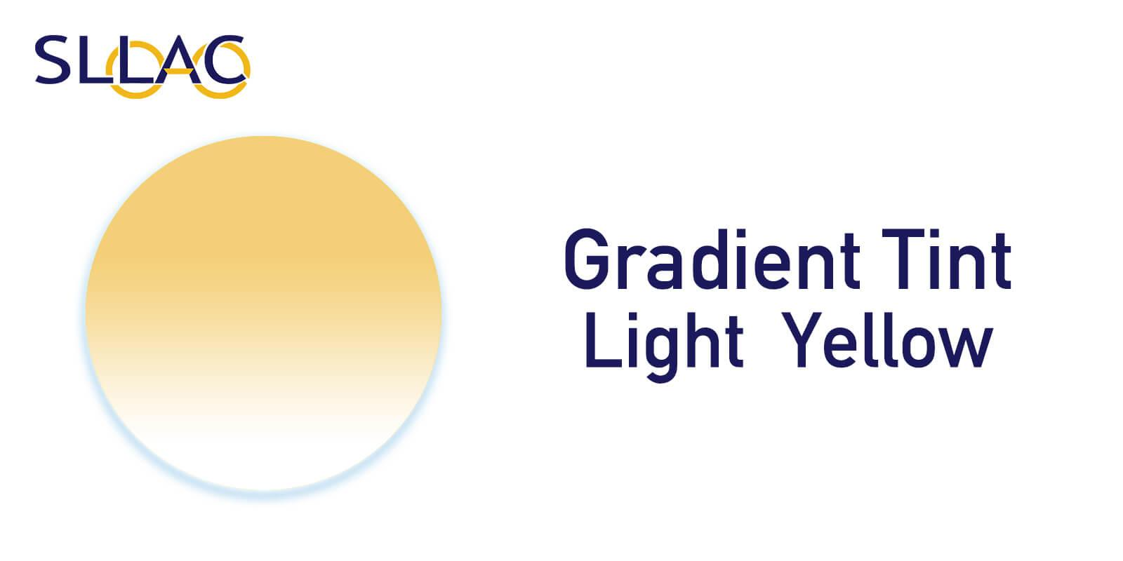 Gradient Lens Tint - Light (20%) Yellow----other-detail