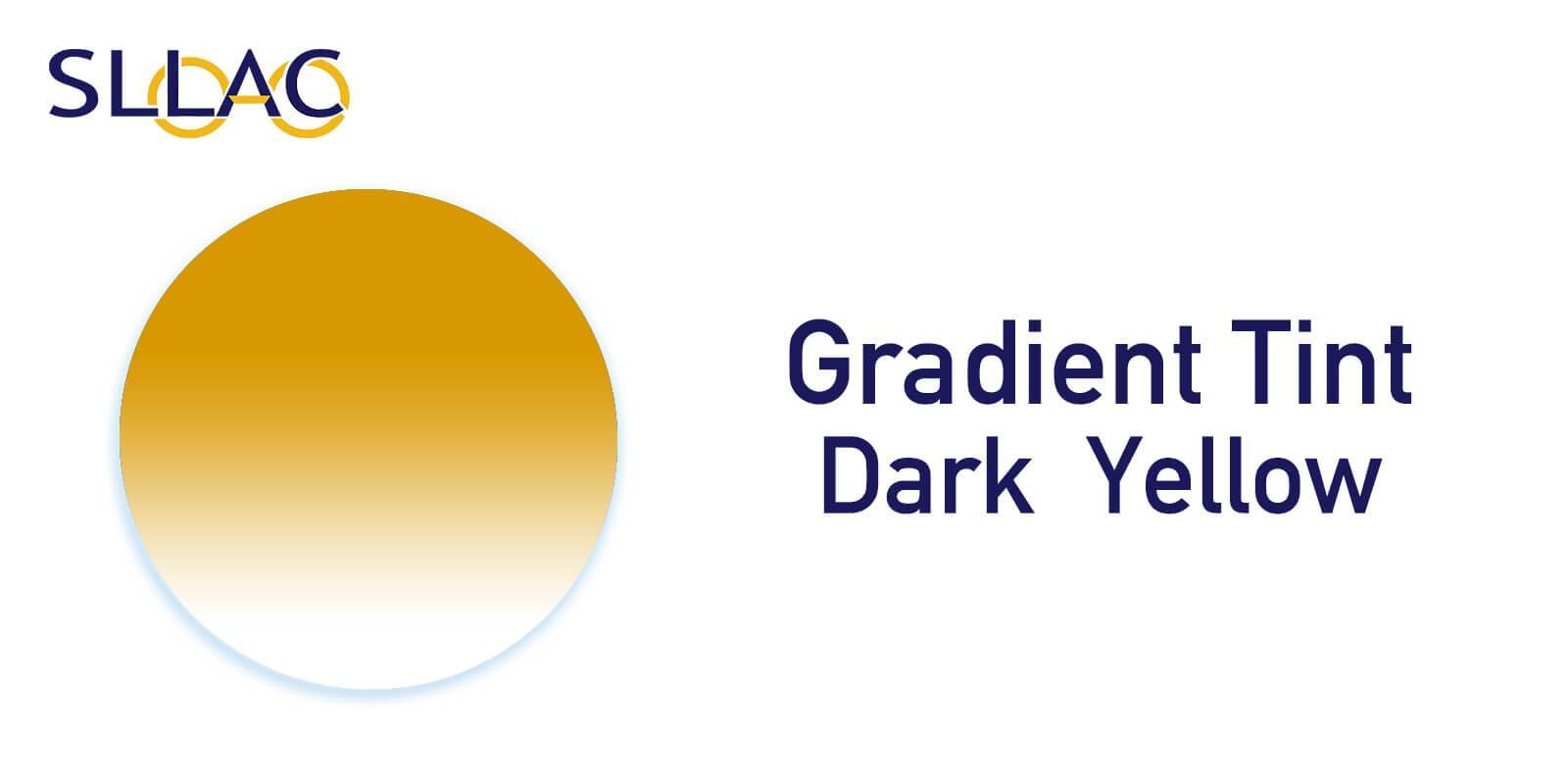 Gradient Lens Tint - Dark (80%) Yellow----Eyeglasses-detail