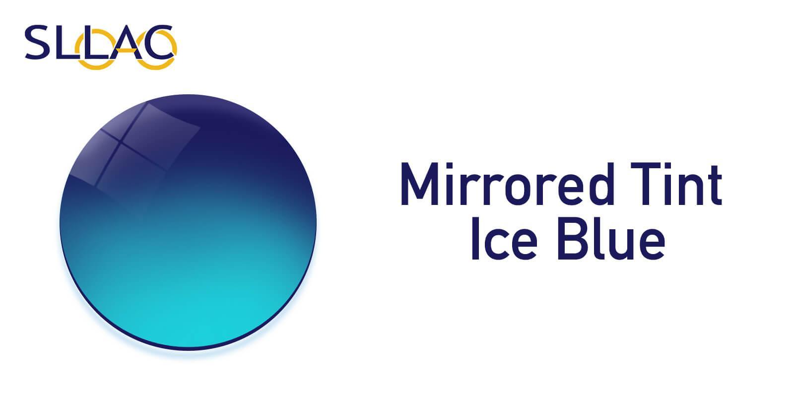 Mirrored Lens Tint - Purple- main image
