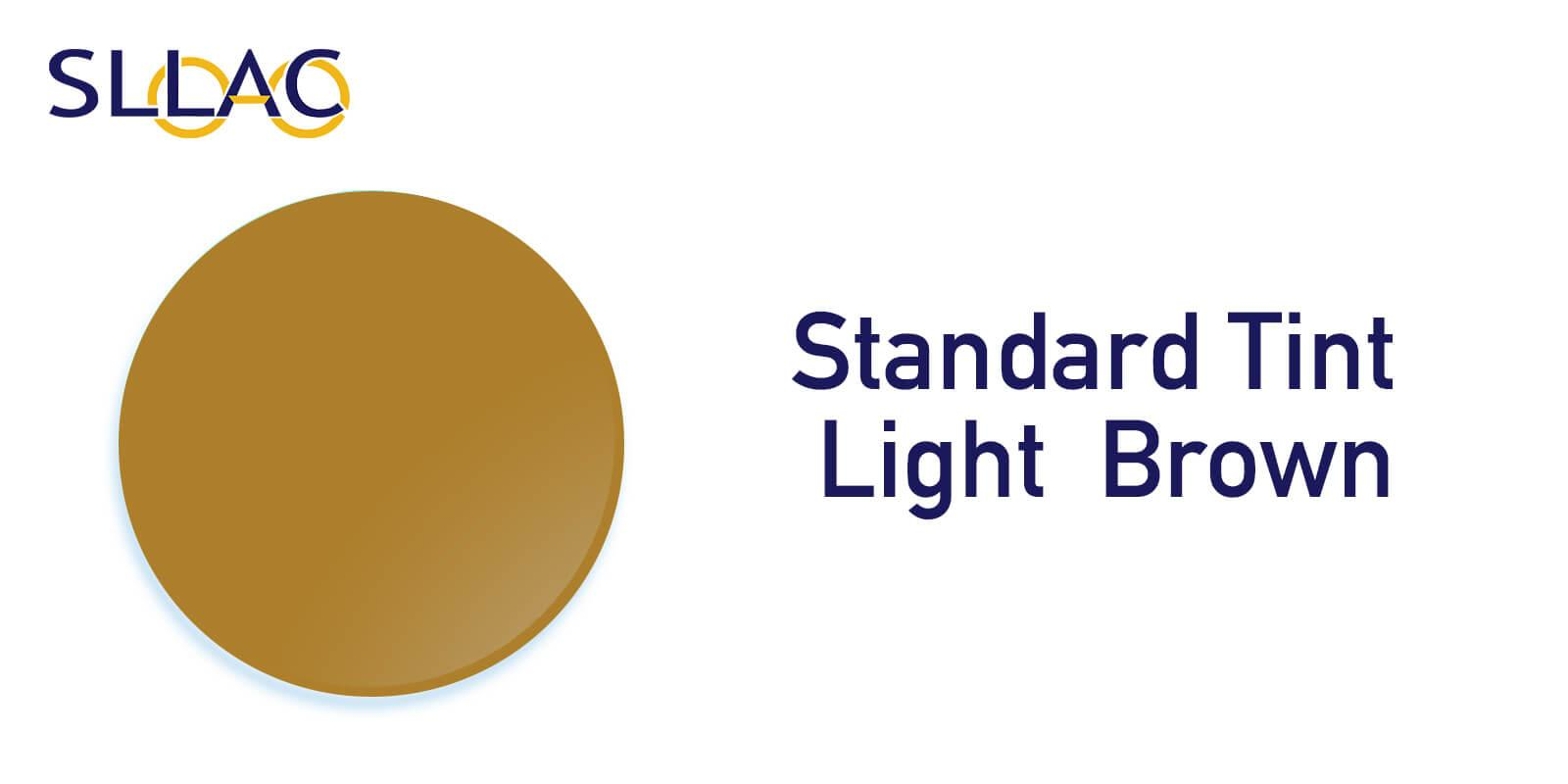 Standard Lens Tint - Light (20%) Brown----other-detail