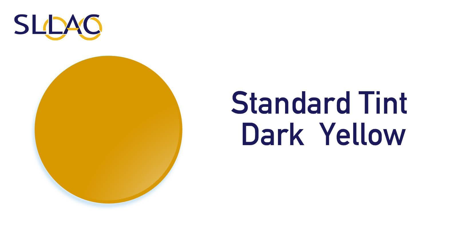 Standard Lens Tint - Dark (80%) Yellow----Eyeglasses-detail