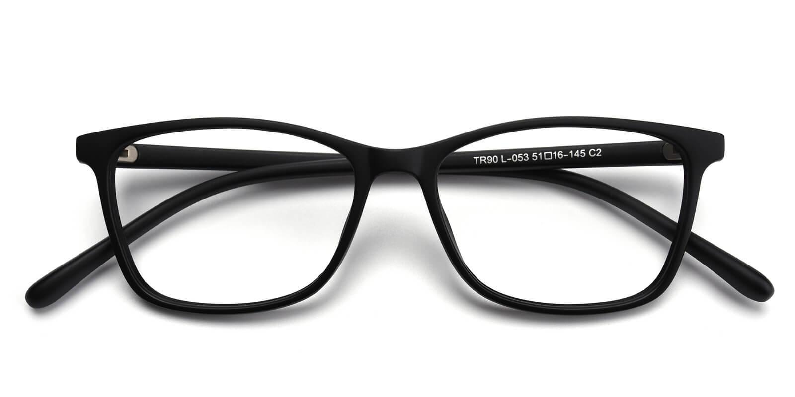 Suofia-Black-Cat-TR-Eyeglasses-detail