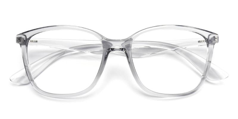 Jason-Gray-UniversalBridgeFit / Lightweight / Fashion / Eyeglasses