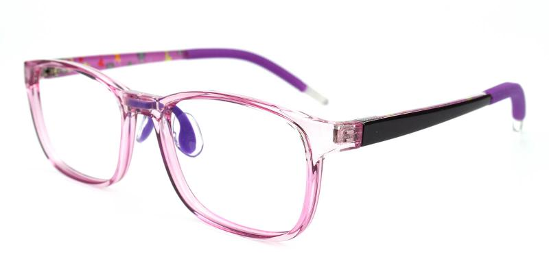 Dorsett-Purple-Eyeglasses