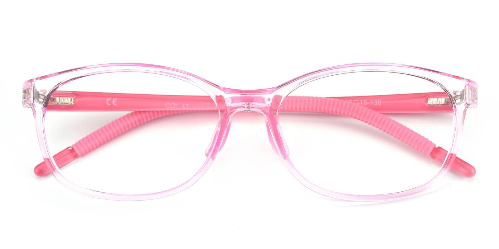Ebner-Pink-Rectangle-TR-Eyeglasses-detail