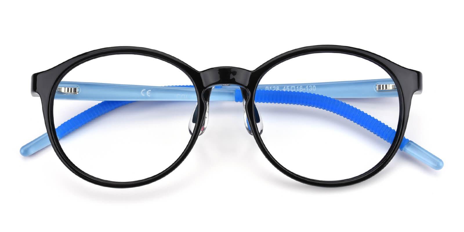 Chigor-Blue-Round-TR-Eyeglasses-detail