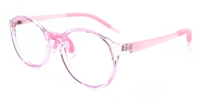 Chigor-Pink-Eyeglasses