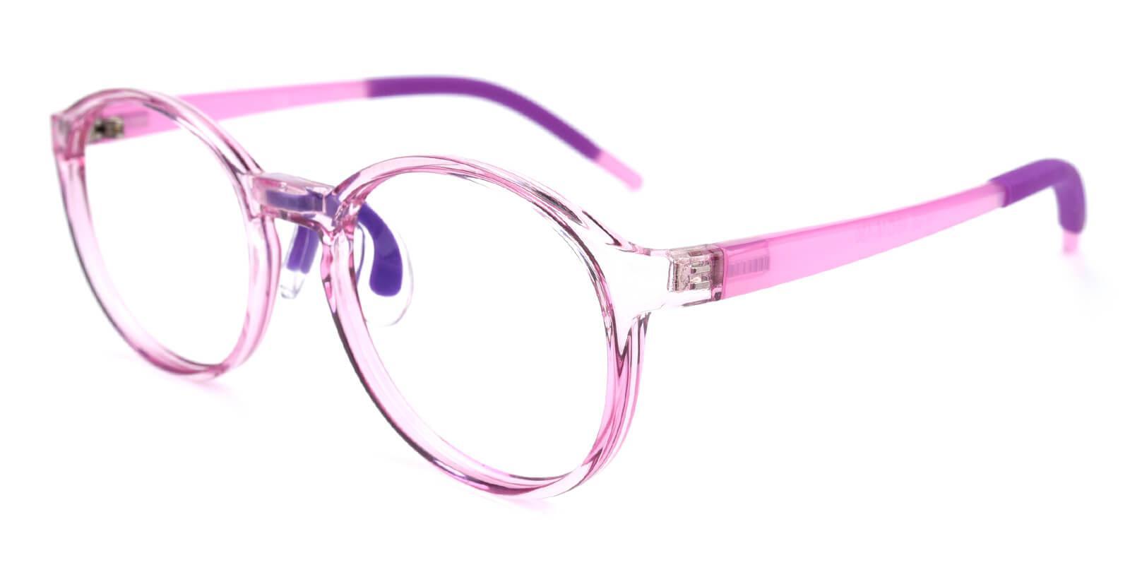 Chigor-Purple-Round-TR-Eyeglasses-additional1