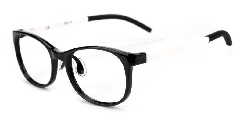 Levan-Black-Eyeglasses