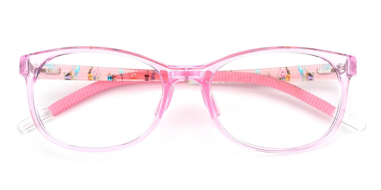 Levan-Pink-Oval-TR-Eyeglasses-detail