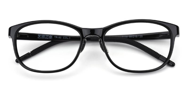 Lochlosa-Black-Eyeglasses