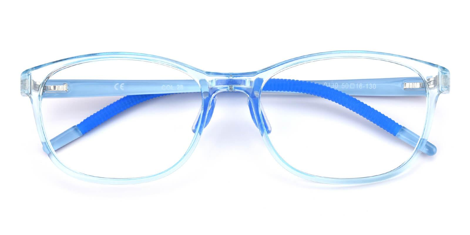Lochlosa-Blue-Rectangle-TR-Eyeglasses-detail