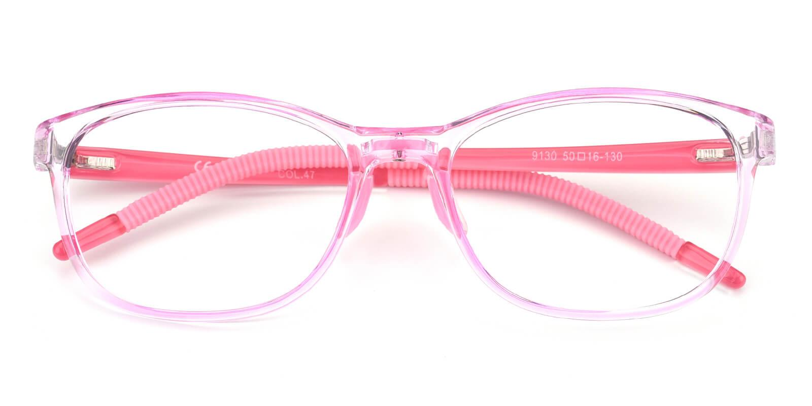 Lochlosa-Pink-Rectangle-TR-Eyeglasses-detail