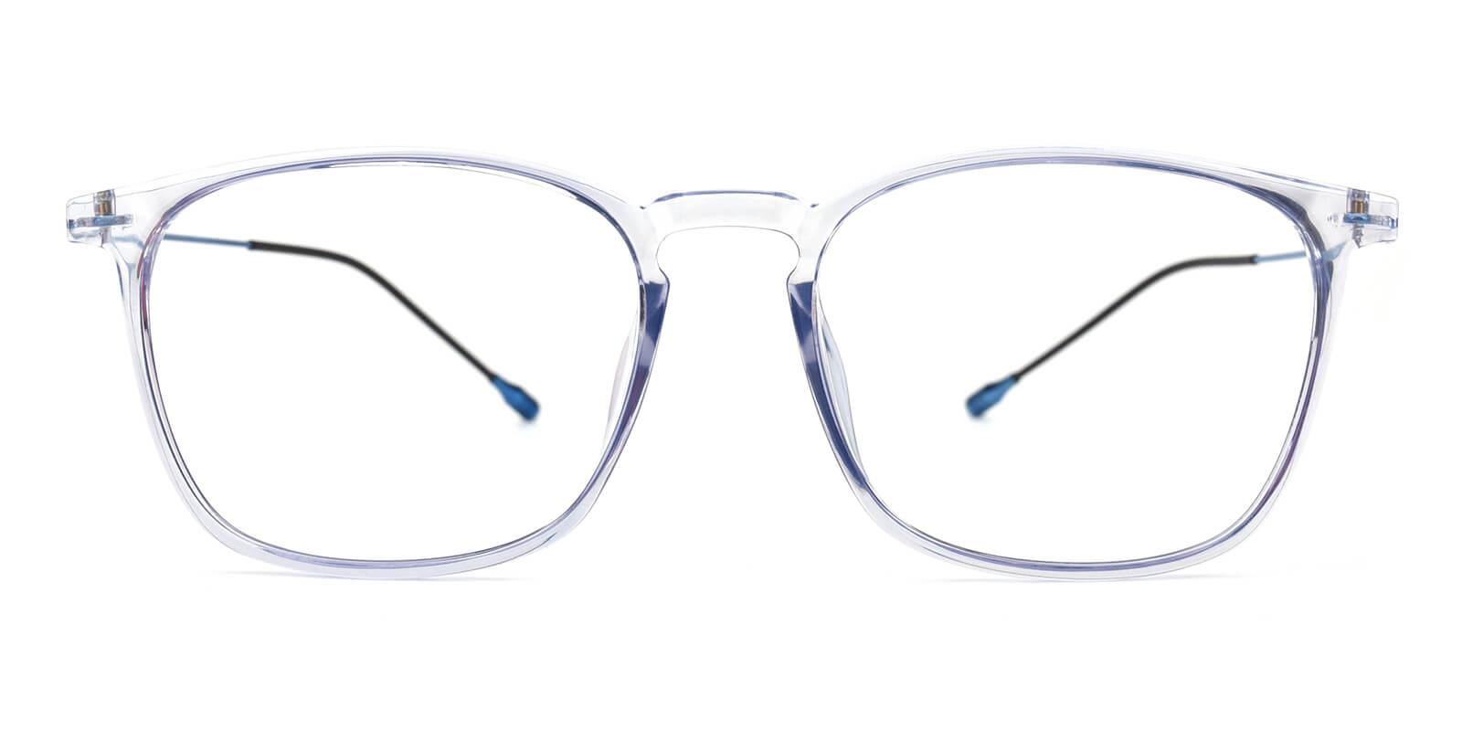 Quauetom-Blue-Square-Metal / TR-Eyeglasses-additional2