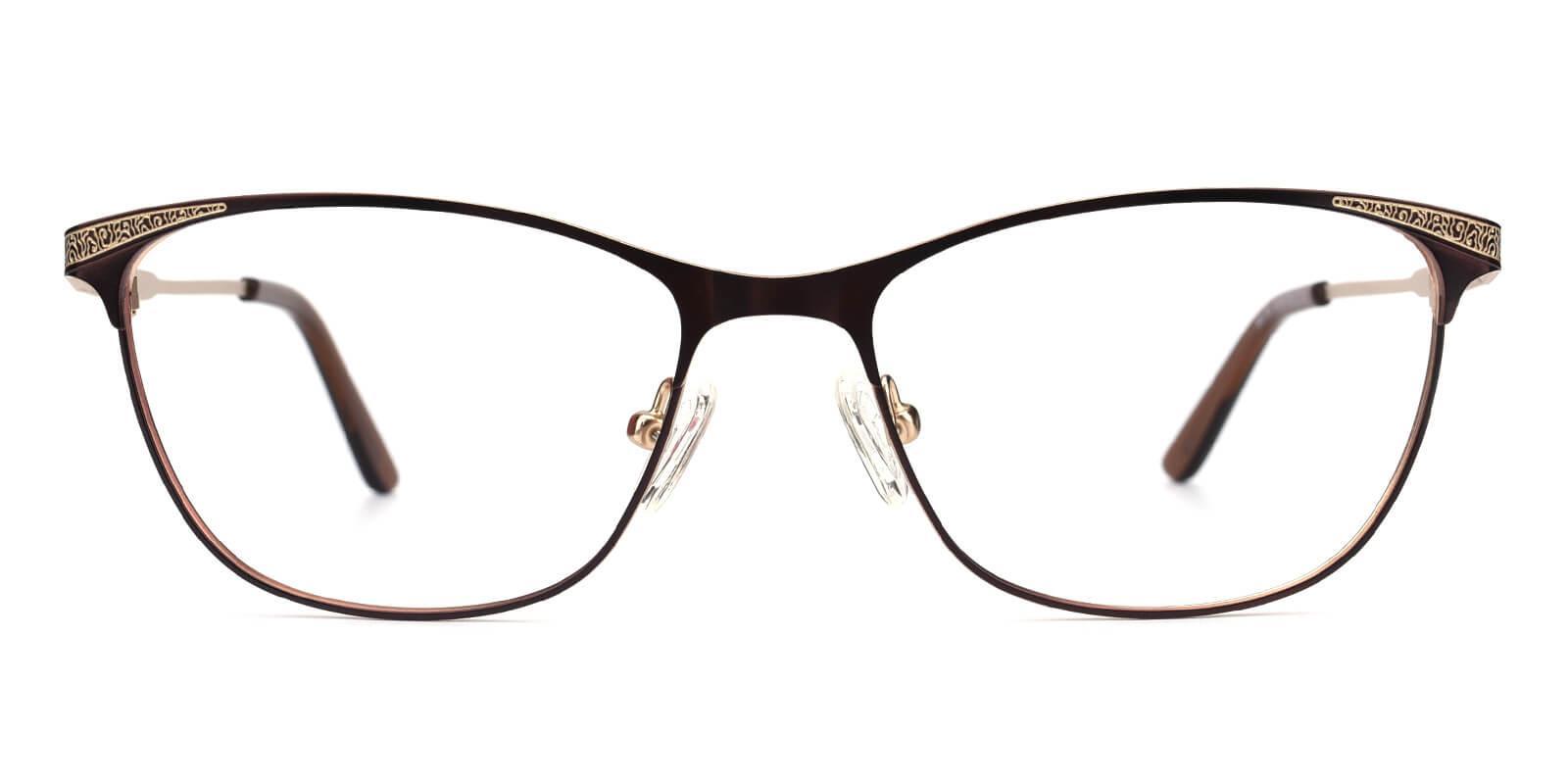 Seeta-Brown-Cat-Metal-Eyeglasses-additional2