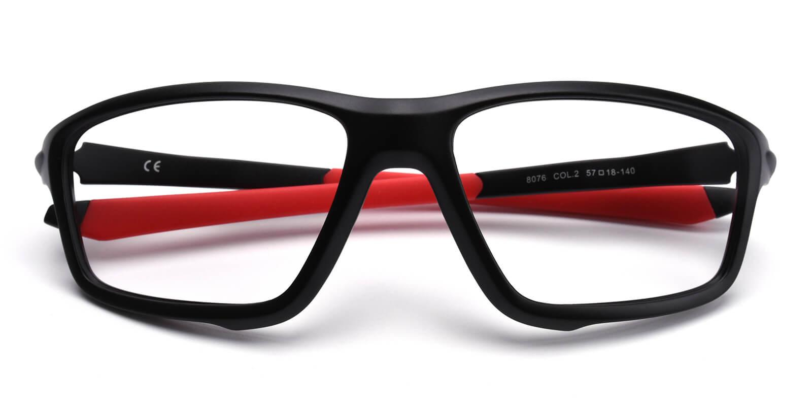 Asiher-Red-Square-TR-SportsGlasses-detail
