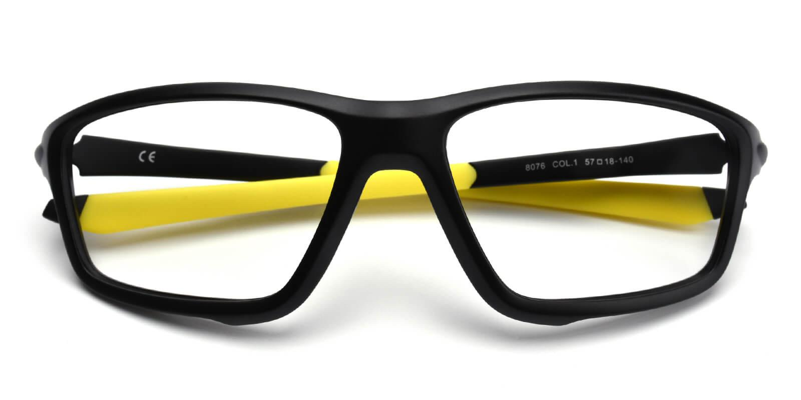 Asiher-Yellow-Square-TR-SportsGlasses-detail