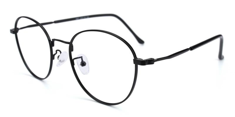 Devi-Black-Eyeglasses