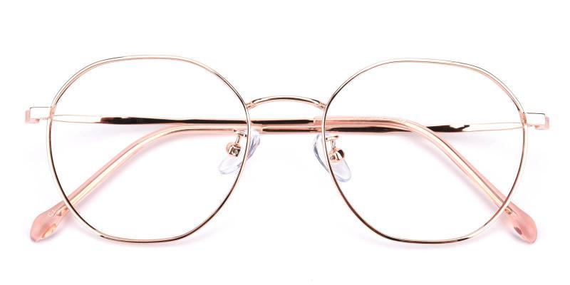 Govind-Pink-Eyeglasses