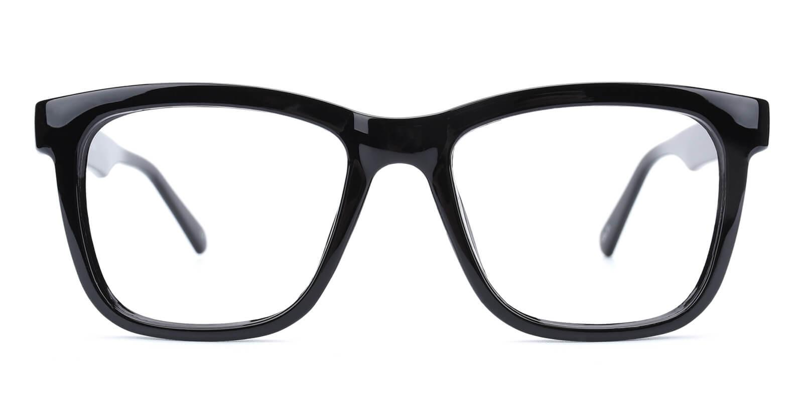 Colaan-Black-Square-Plastic-Eyeglasses-additional2