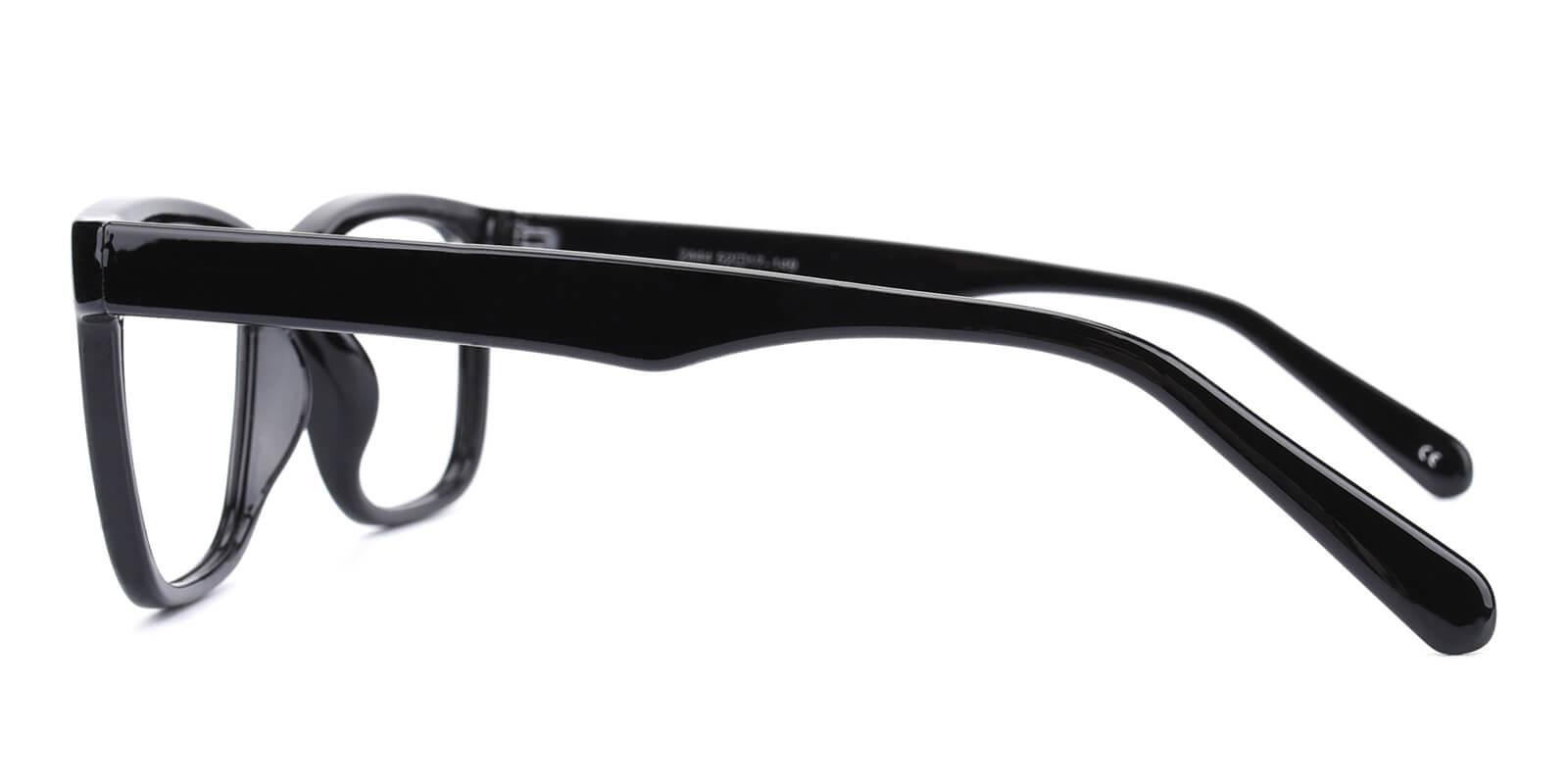 Colaan-Black-Square-Plastic-Eyeglasses-additional3