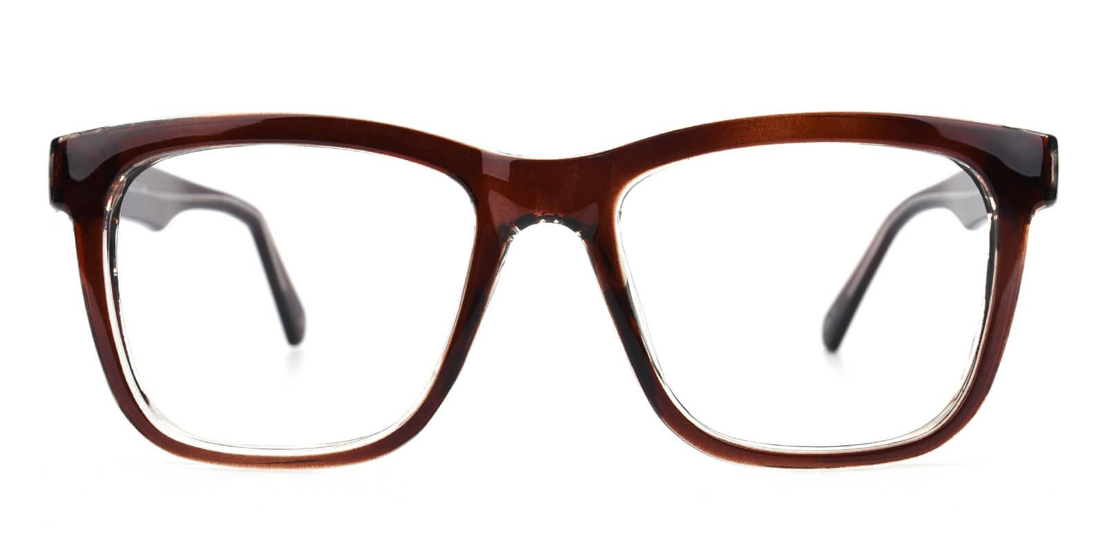 Colaan-Brown-Square-Plastic-Eyeglasses-additional2