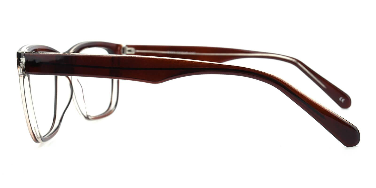 Colaan-Brown-Square-Plastic-Eyeglasses-additional3