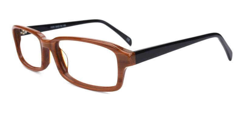 Amber-Brown-Eyeglasses
