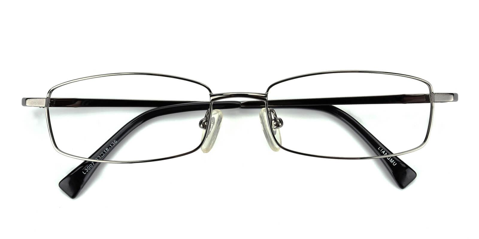 Chistopol-Gun-Rectangle-Metal-Eyeglasses-detail