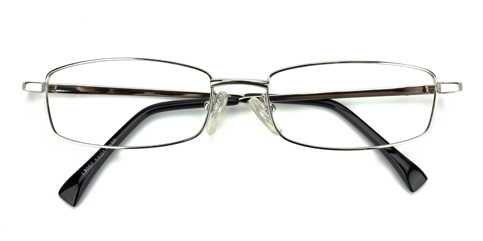 Chistopol-Silver-Rectangle-Metal-Eyeglasses-detail