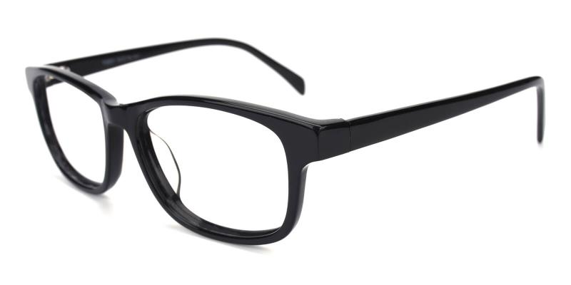Milo-Black-Eyeglasses