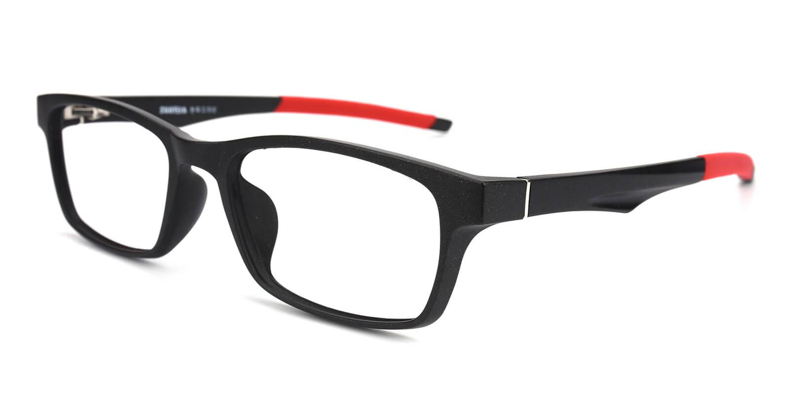 Naomi-Red-Rectangle-TR-SportsGlasses-detail