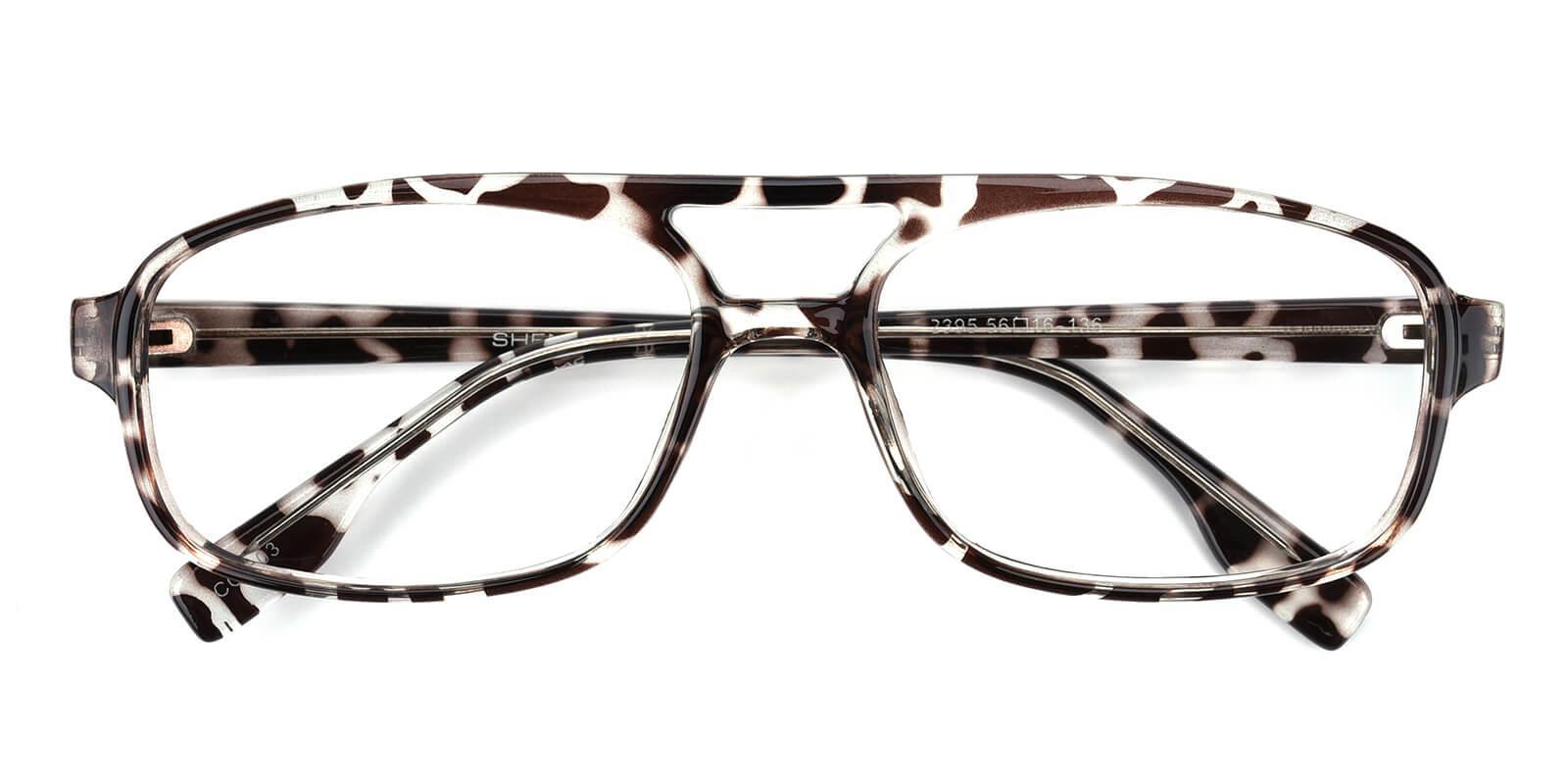 Messiany-Pattern-Rectangle-Plastic-Eyeglasses-detail