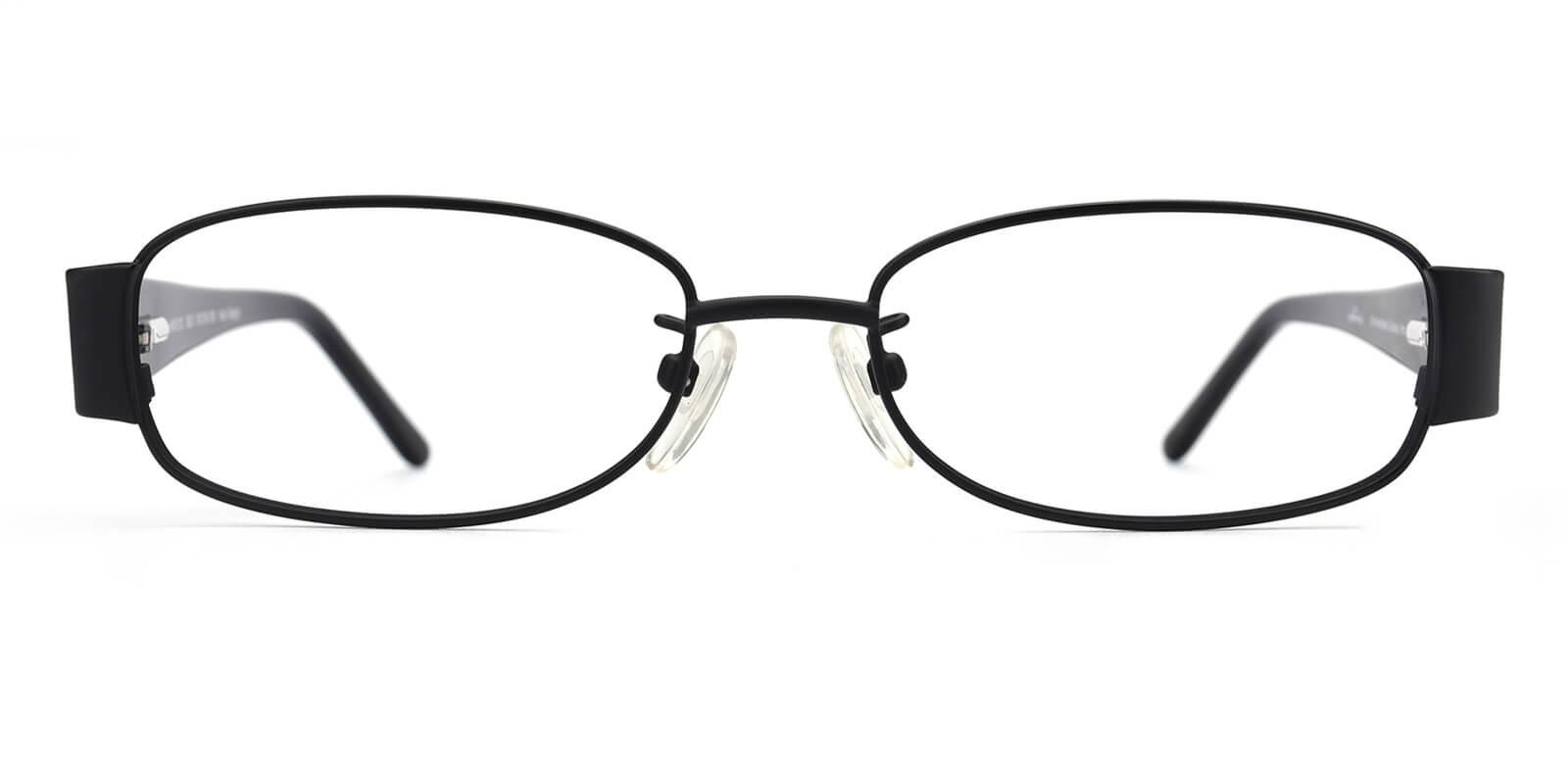 Janniey-Black-Rectangle-Metal-Eyeglasses-additional2