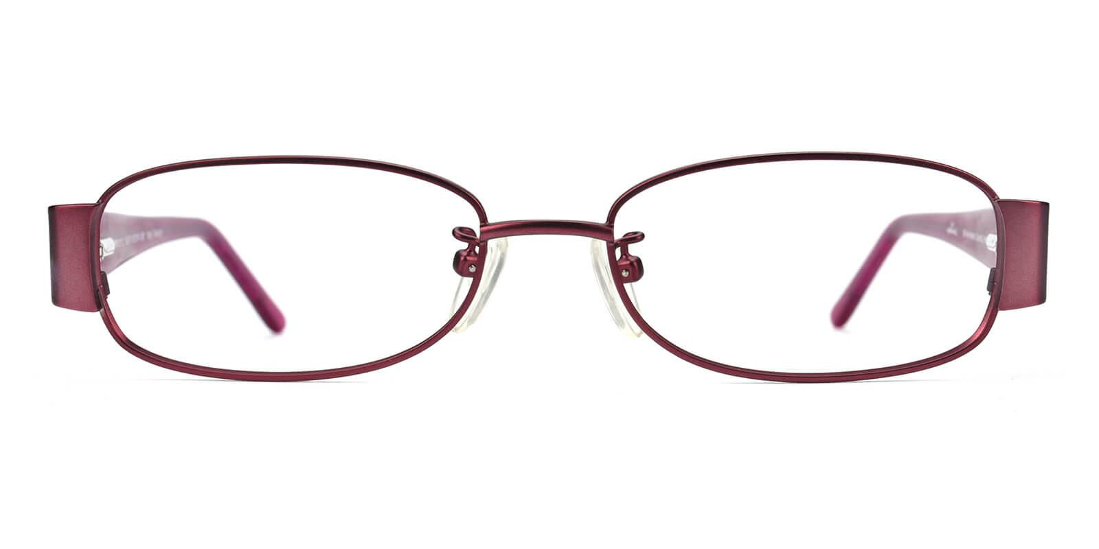 Janniey-Purple-Rectangle-Metal-Eyeglasses-additional2