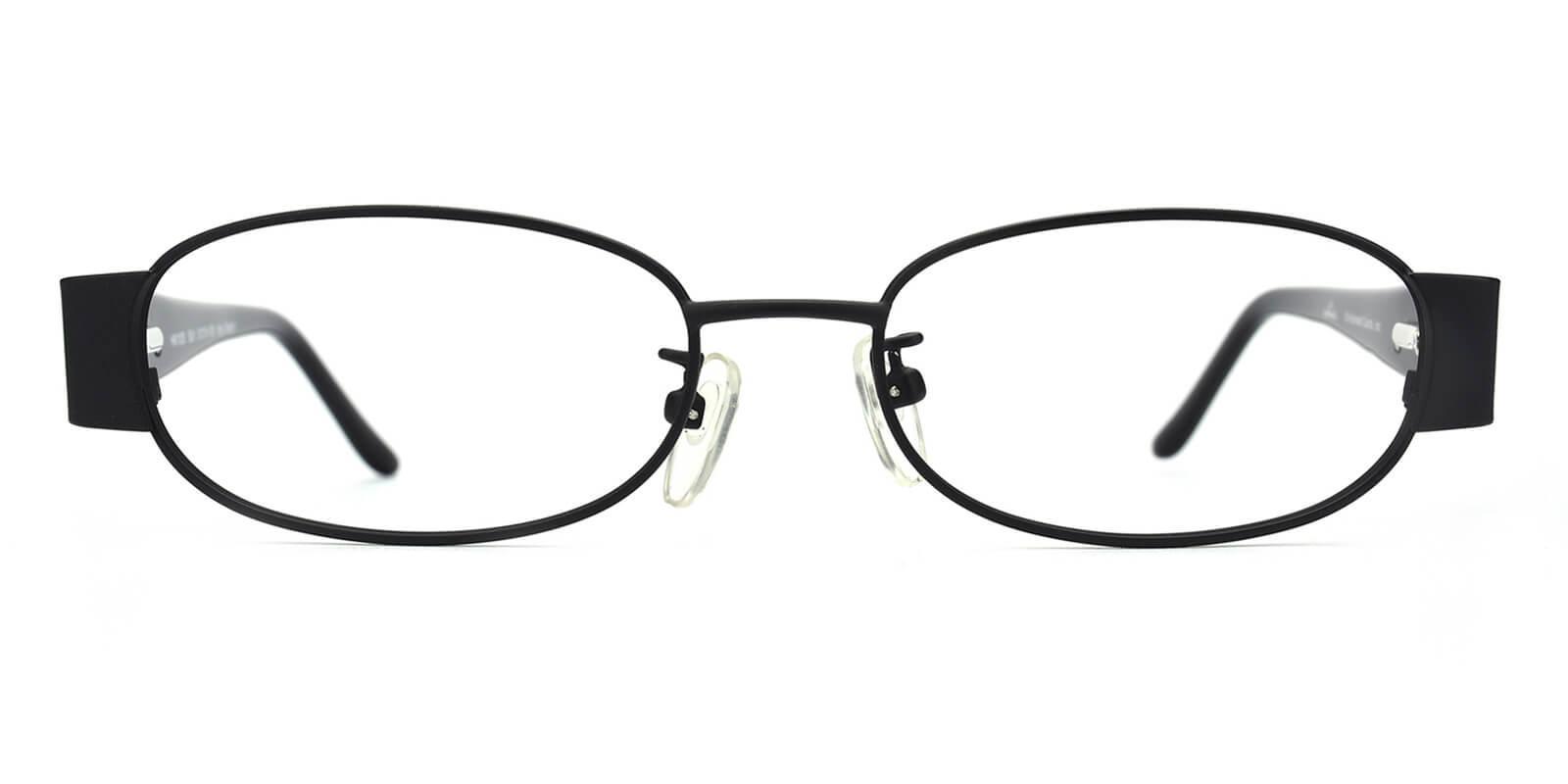 Angeline-Black-Rectangle-Metal-Eyeglasses-detail