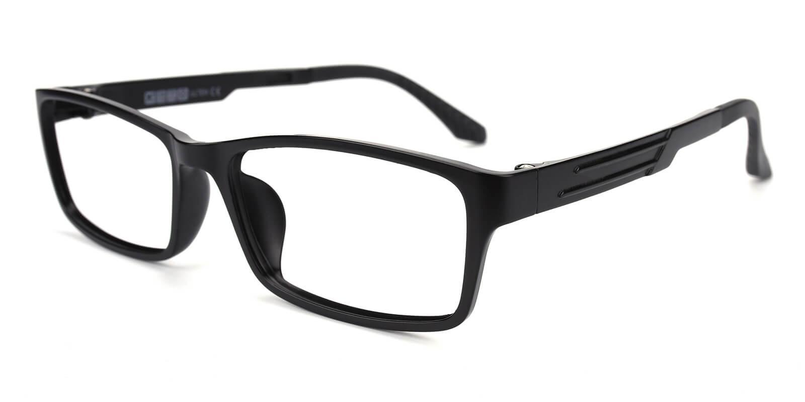 Evidina-Black-Rectangle-Plastic-Eyeglasses-additional1