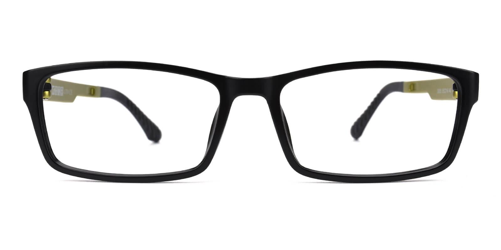 Evidina-Green-Rectangle-Plastic-Eyeglasses-detail
