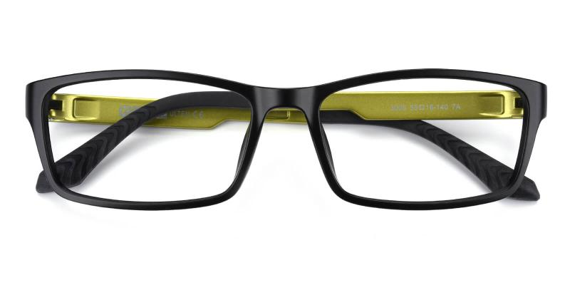 Evidina-Green-Eyeglasses