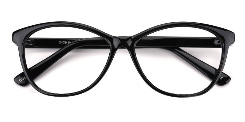 Netfertari-Black-Eyeglasses