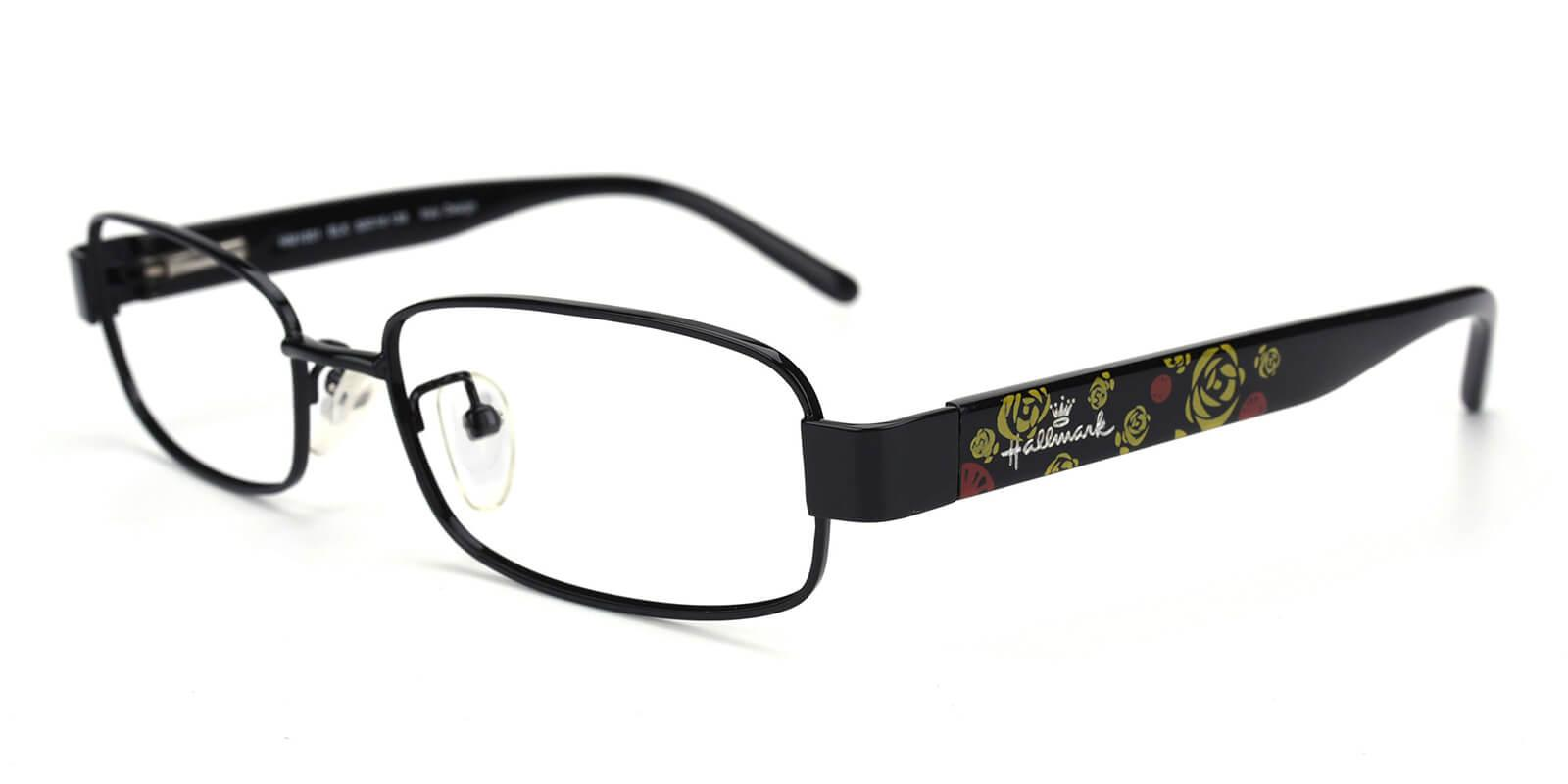 Katelley-Black-Rectangle-Combination-Eyeglasses-additional1