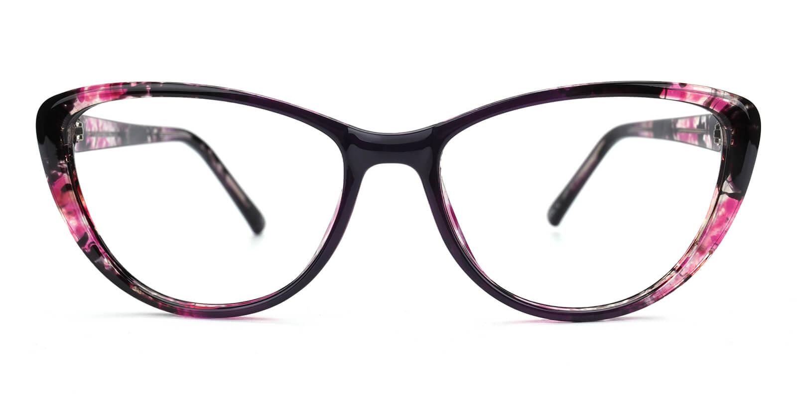Slackey-Pink-Oval / Cat-Acetate-Eyeglasses-additional2