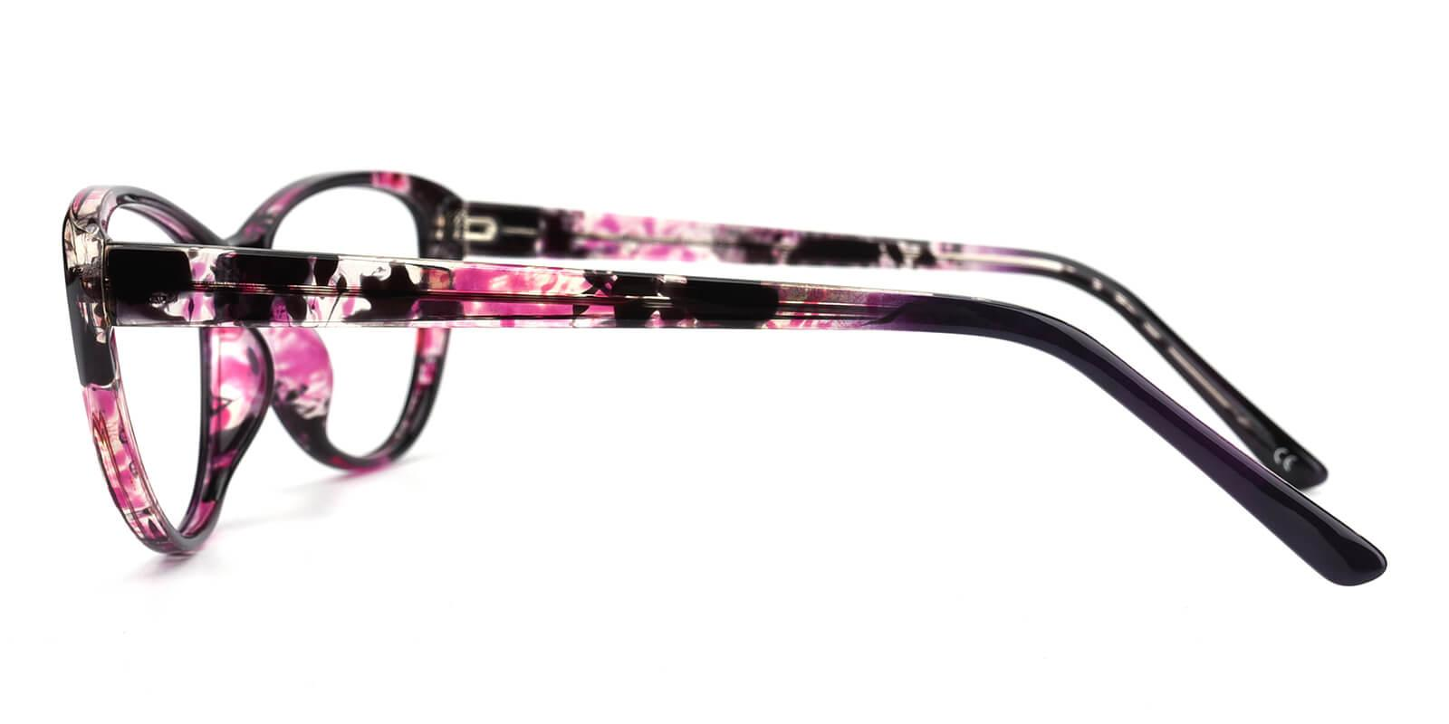 Slackey-Pink-Oval / Cat-Acetate-Eyeglasses-additional3